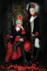APH:Great king by fullmetalflower