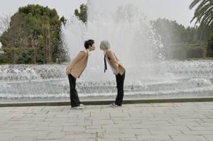sweet Kiss by fullmetalflower