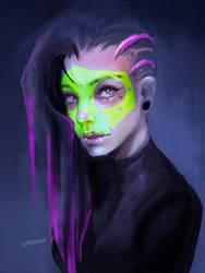 Sombra by WANDAKUN