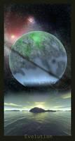 Evolution by Soleil5150