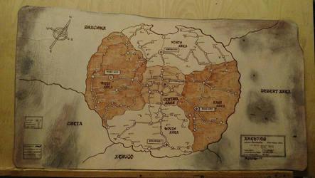 Full Metal Alchemist World Map.Fullmetal Alchemist Amestris Map By Reallifeedwardelric On Deviantart