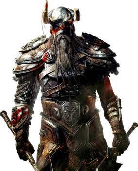 The Elder Scrolls Online by IvanCEs