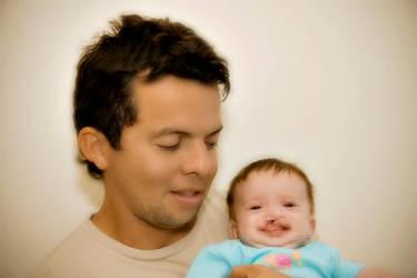 me amd my niece by Cuyagua