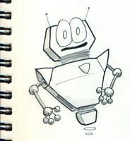 Droid Pod 1 by tedbergeron