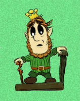 King Brian by tedbergeron