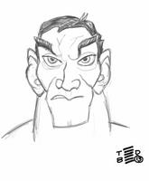 Tough Guy by tedbergeron