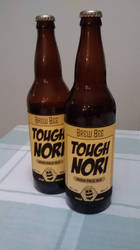 Brew Bee: Tough Nori IPA by tedbergeron