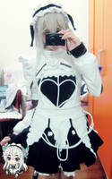 Cosplay Progress: CHAIKA TRABANT by natsu-cchi