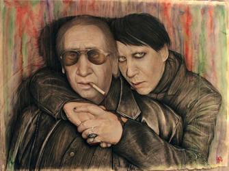 Like father like son by KaterinaRss