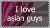 Asian guys by OverusedCupcakes
