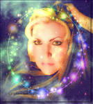 Star Struck Damsel by katra by MarieKatra