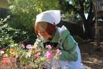 Chibitalia - My Own Garden by AtomicBrownie