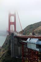 Toward the Bridge by AtomicBrownie