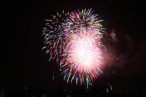 Fireworks 13 - Stock by AtomicBrownie