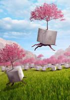 Mindless Herd by yoguy108