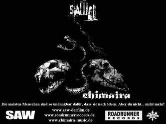 SAW Movie Vs. Chimaira Music by Speaker503