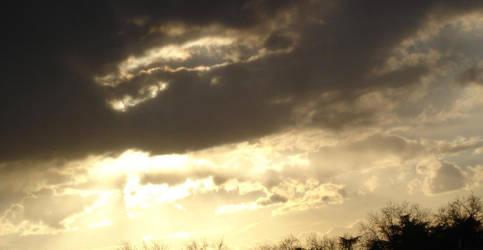 ciel en feu by keuni