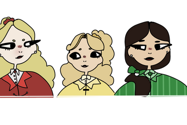 Heather, Heather, and Heather by telepathic-duck