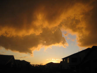 Sunset02 by x-luna