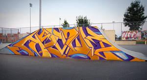 Skatepark l'assomption by MrHavok