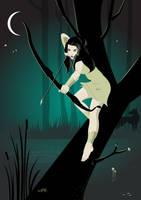Artemis by FeydRautha81