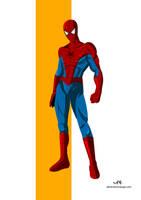 Spider-Man (Marvel) by FeydRautha81