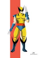 Wolverine (Marvel) by FeydRautha81