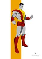 Colossus (Marvel) by FeydRautha81