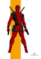 Deadpool (Marvel) by FeydRautha81