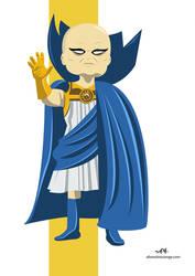 Uatu (Marvel) by FeydRautha81