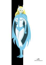 Snowbird (Marvel) by FeydRautha81