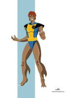 Wolfsbane (Marvel) by FeydRautha81