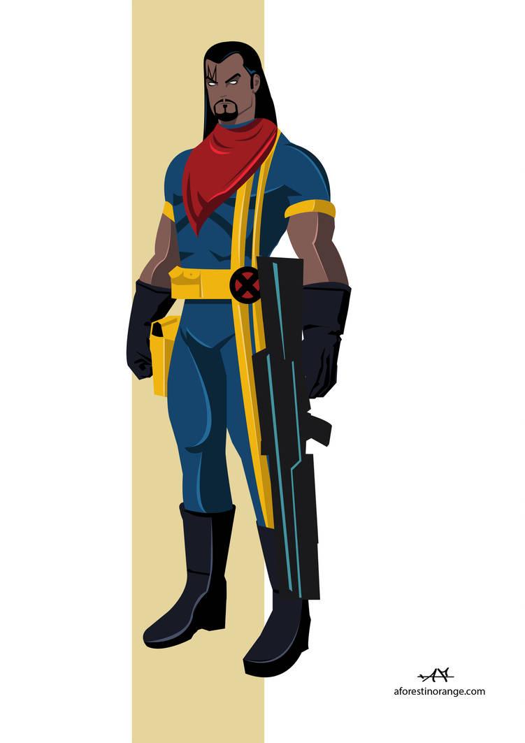 Bishop (Marvel) by FeydRautha81