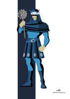 Hogun (Marvel) by FeydRautha81