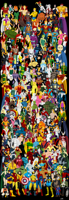 Marvel by FeydRautha81