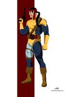 Forge (Marvel) by FeydRautha81