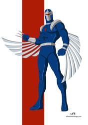 Darkhawk (Marvel) by FeydRautha81
