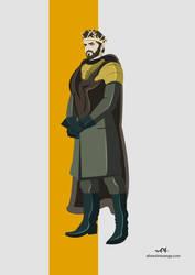 Renly Baratheon (GoT) by FeydRautha81