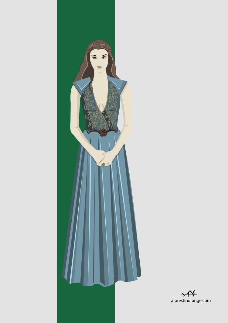 Margaery Tyrell (GoT) by FeydRautha81