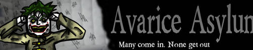 Avarice Asylum MC Server Banner by jakester2008