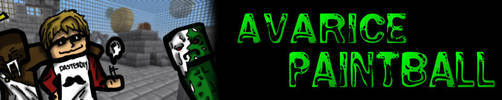 Avarice Paintball MC Server Banner by jakester2008