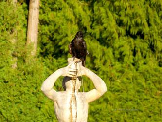 Raven by Delragon
