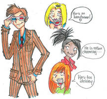 3-D Specs Appeal. by ZOMBIES-GO-RAWR
