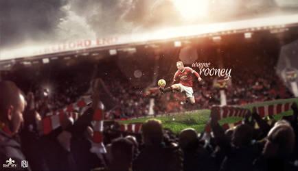 Wayne Rooney - Last few of Ferguson's Army by nirmalyabasu5