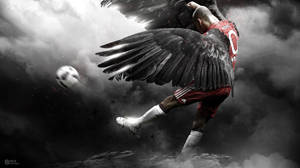 Arjen Robben - The devil by nirmalyabasu5