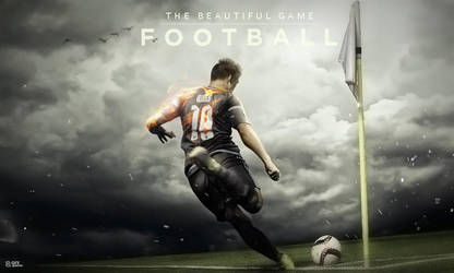 Football - The Beautiful Game by nirmalyabasu5