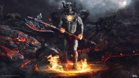 Devil from Hell by nirmalyabasu5