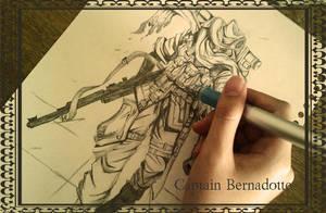 Captain Bernadotte by MrSkyScrapper