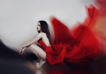 A Study in Scarlet by EL-LY