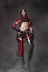 Dante Heks by EL-LY